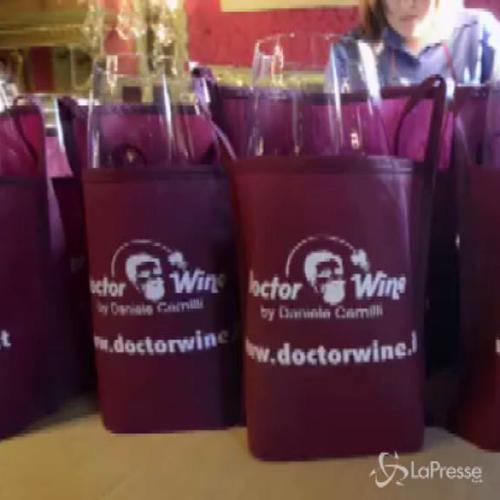 Doctor Wine presenta a Roma la â??Guida essenziale ai vini ...
