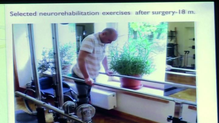 Parla l'uomo paralizzato che cammina: un intervento ...