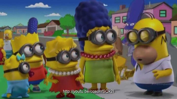 I Simpson... e gli altri cartoons
