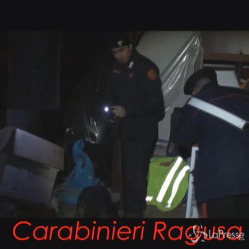 Ragusa, operazione antidroga: venti arresti