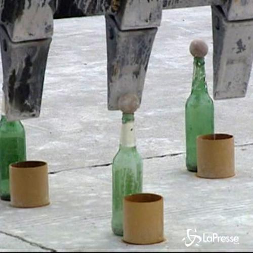 Olimpiadi dell'escavatore in Cina, i maghi delle pale ...