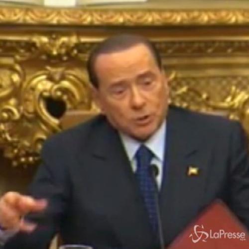 Gay, Berlusconi: Dibattito e poi disegno legge condiviso da ...