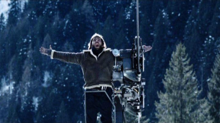 La foresta di ghiaccio: Giannini, Kusturica, thriller e ...