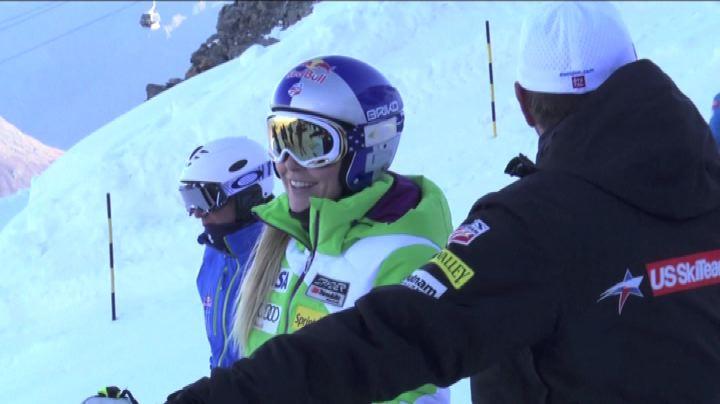 Riparte lo sci, Lindsey Vonn si prepara a tornare in pista  ...
