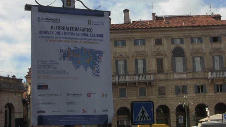 Verona, III Forum Eurasiatico: oltre sanzioni, aprire al ...