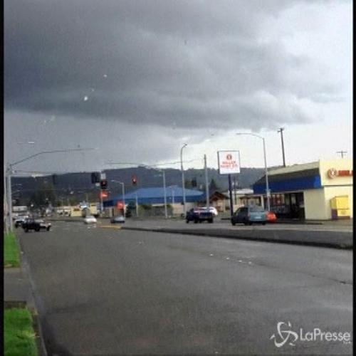 Usa, tornado nello Stato di Washington: la furia di 177 km ...