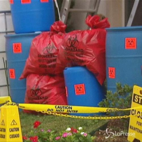 Ebola, allestisce casa per quarantena in Texas. Ma è solo ...