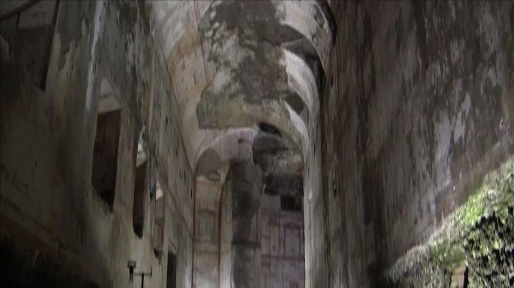 La storia della Domus Aurea, la villa di Nerone