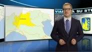 Nord - Le previsioni del traffico per il 25/10/2014