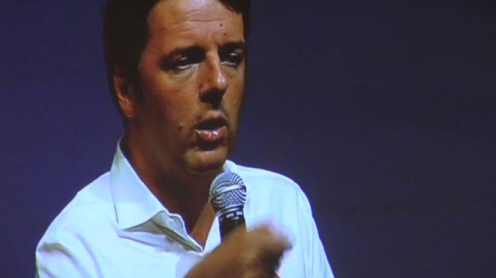 Leopolda, Renzi: facciamo ripartire l'Italia
