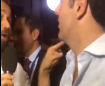 Anche Fabio Volo alla Leopolda, duetto con Renzi sulla ...