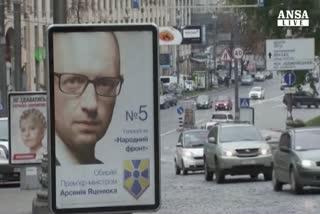 Monito Putin a vigilia voto,l'Ucraina non vuole la pace     ...