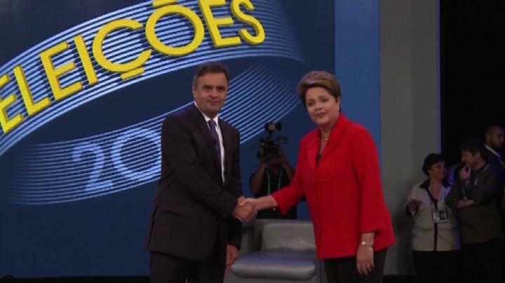 Elezioni Brasile, scontro Rousseff-Neves in tv su ...