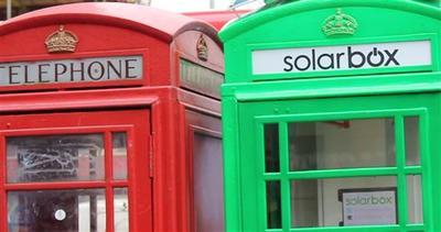 Da rossa a verde: la trasformazione dell'iconica cabina     ...