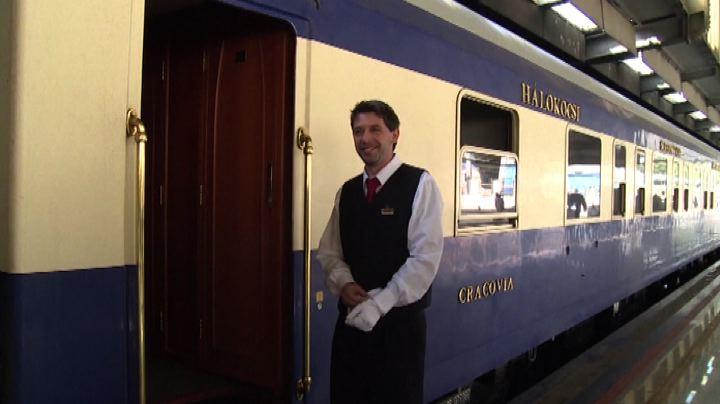 Un nuovo Orient-Express: da Budapest all'Iran sul treno di ...