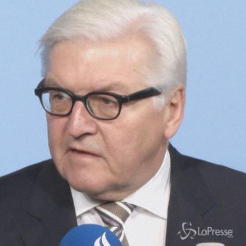 Siria, oggi a Berlino summit di 40 Paesi per sostegno a rifugiati