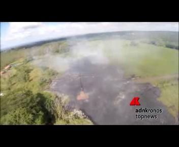 Hawaii prepara per evacuazioni come flusso di lava si muove all