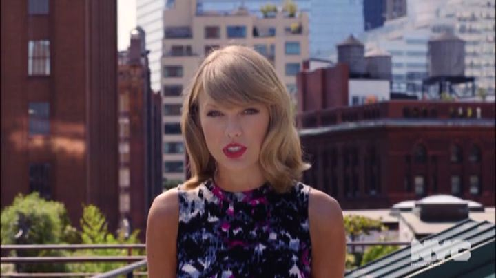 Una canzone per New York: Taylor Swift Global Welcome Ambassador
