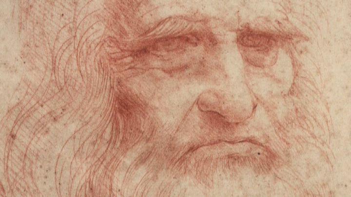 Il ritratto di Leonardo in mostra alla Biblioteca Reale di ...