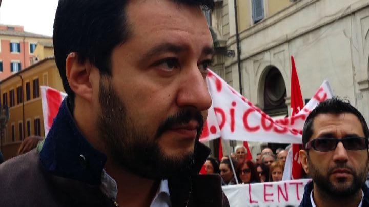 Salvini: se la legge di stabilità è ok per Ue per noi è ...