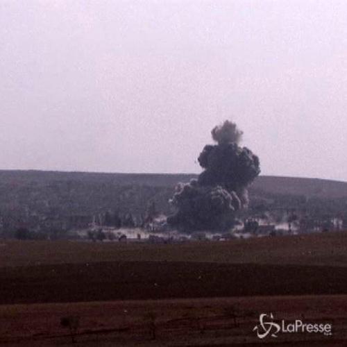 A Kobani arrivano primi rinforzi anti-Isis. Si attendono i ...