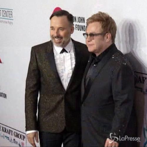 Elton John a evento contro Aids: Fate sesso sicuro e fate ...