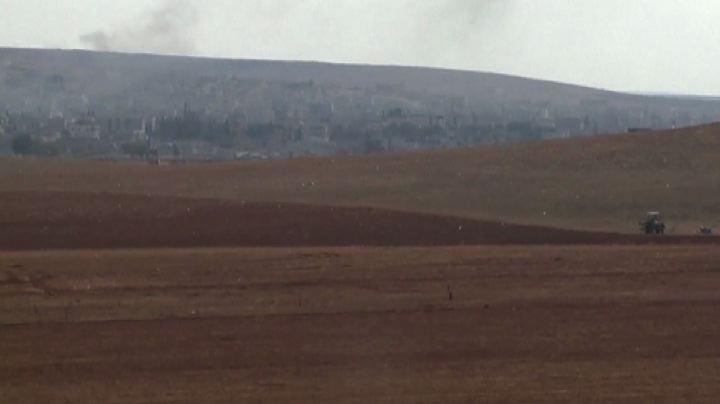 Otto raid Usa su Kobane, mentre arrivano i peshmerga