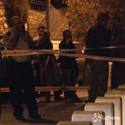 Gerusalemme, polizia uccide palestinese responsabile ...