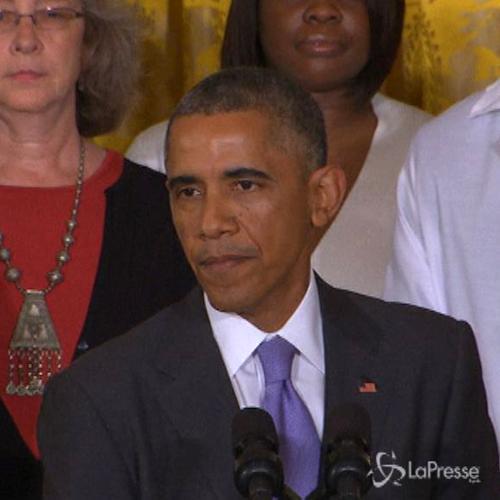 Ebola, Obama: Eroi i medici e infermieri Usa che vanno in ...