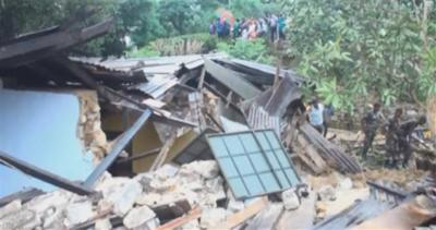 Sri Lanka, frana killer: 16 morti e oltre 100 dispersi