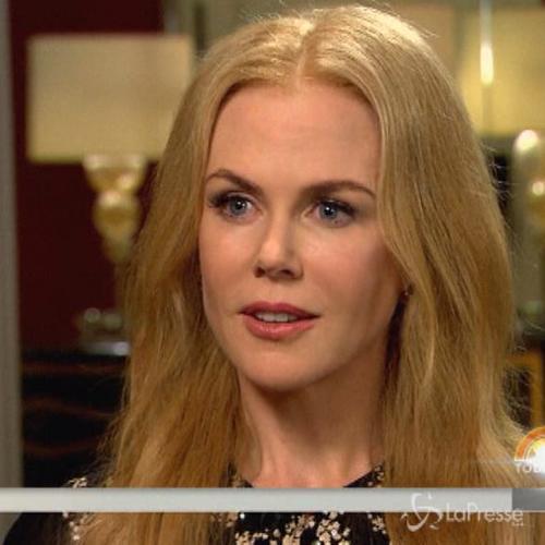 Nicole Kidman dopo morte del padre: Mio marito Keith Urban ...