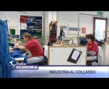 Industria al collasso