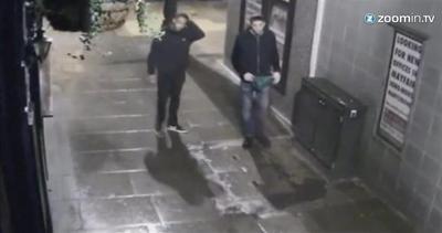 Preparano la rapina sotto gli occhi delle telecamere