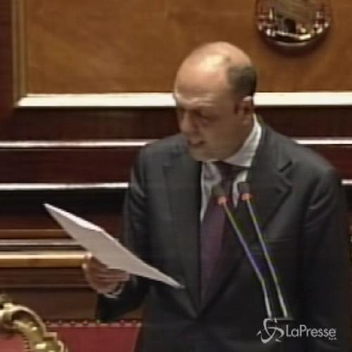 Ast, ministro Alfano: Landini ha riportato calma tra ...