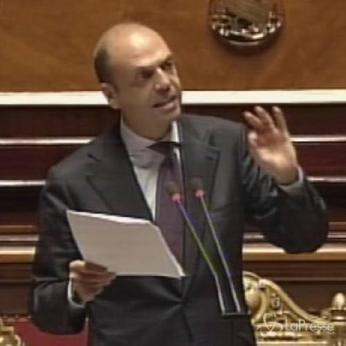 Ast, Alfano: Nessun manifestante è stato denunciato, ...