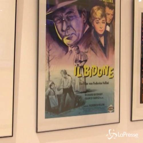 Prende il via a Bruxelles la mostra di Federico Fellini     ...