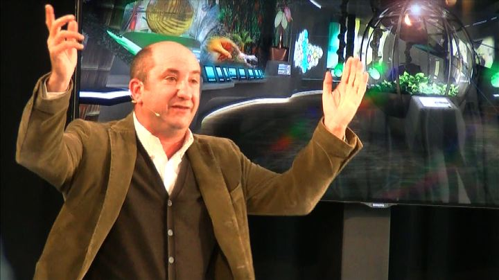 Antonio Albanese presta la voce allo spot dell'Expo 2015    ...