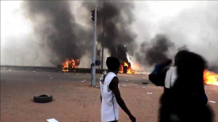 Golpe in Burkina Faso, l'esercito prende potere