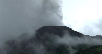 Costa Rica, terribile esplosione del vulcano Turrialba