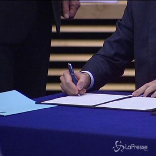 Fra Russia e Ucraina accordo su gas. Barroso: Non staremo ...