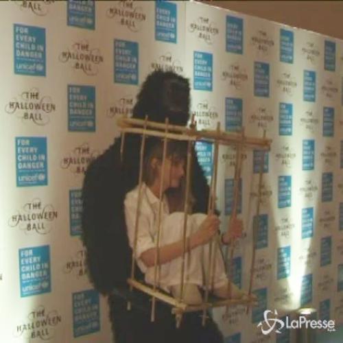 Festa di Halloween dell'Unicef: attivista Jemima Khan ...