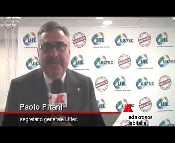 Impegno Uiltec per sostenere sistema industriale Paese