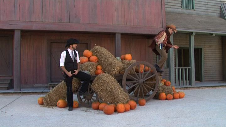 Hallowen e il Western, duello all'ultima zucca - Nude News  ...