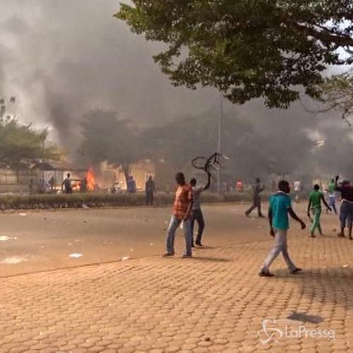 Burkina Faso nel caos: presidente non si dimette, continua ...