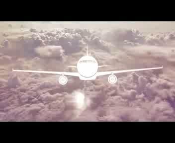 E se l'aereo fosse trasparente?