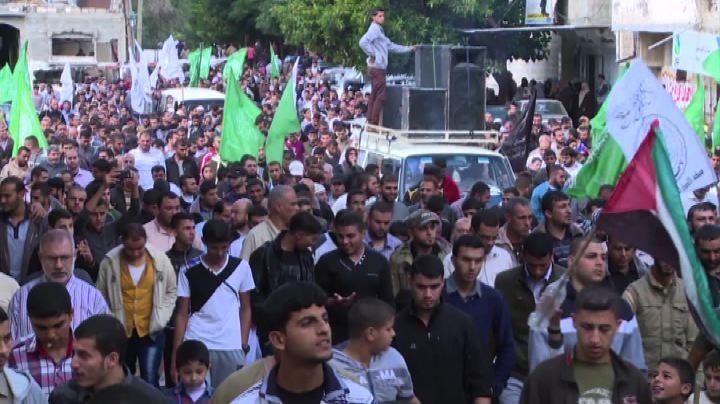Da Gaza a Hebron, protesta palestinese contro chiusura ...