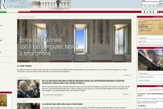 E' on line la deposizione di Napolitano