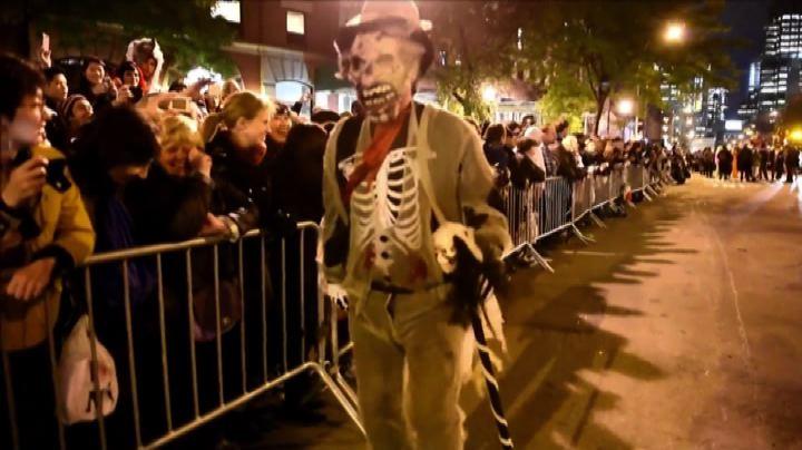 La 41esima parata di Halloween a New York - Nude News