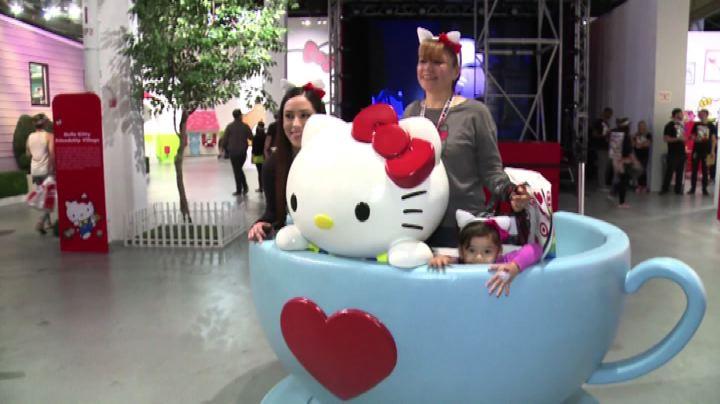 Hello Kitty, la gattina giapponese compie 40 anni