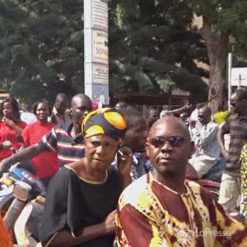 Nuova svolta in Burkina Faso. L'annuncio del colonnello: ...
